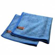 Mikrofasertuch Profi-Line blau 40/40cm, 80% Polyester/20% Polyamide, 280g/qm