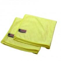 Mikrofasertuch Profi-Line gelb,40/40cm, 80% Polyester/20% Polyamide, 280g/qm