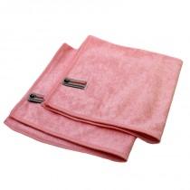 Mikrofasertuch Profi-Line rosa,40/40cm, 80% Polyester/20% Polyamide, 280g/qm