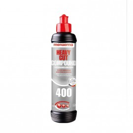 Menzerna Heavy Cut Compound HCC400 Fast Gloss Schleifpolitur 250ml