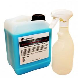 Autowaschen ohne Wasser ECO CLEAN WATERLESS 3IN1, 2,5L  inkl.Sprühflasche 750 ml