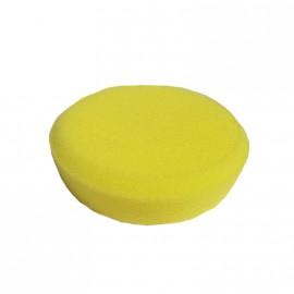 Polierschwamm Ø 65 x 20 mm FastGloss MediumCut Premium Polierschwamm gelb