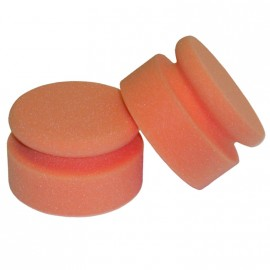 Polierpuck Orange Medium