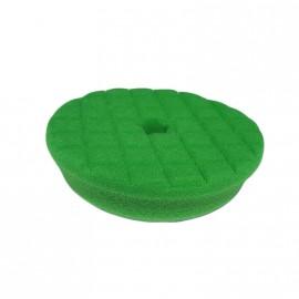 Polierschwamm Ø 98 grün karriert