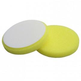 Polierschwamm Ø 150 x 25 mm gelb extra grob